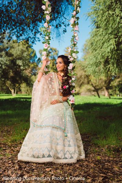 Perfect indian bridal look