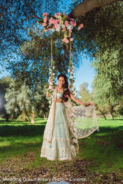 Unique indian bride fashion ideas