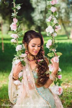 See this charming maharani