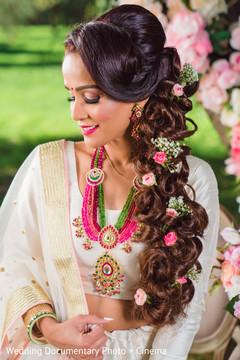 Fabulous indian bridal lengha design