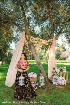 Marvelous indian wedding decor idea