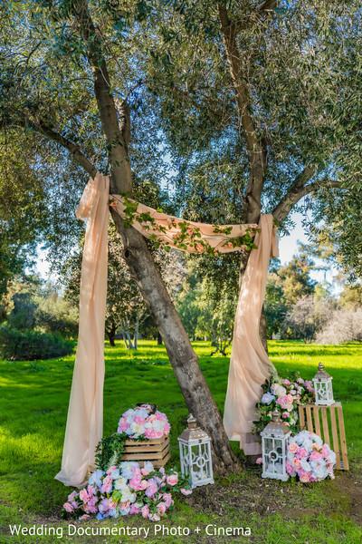 Indian wedding floral inspiration