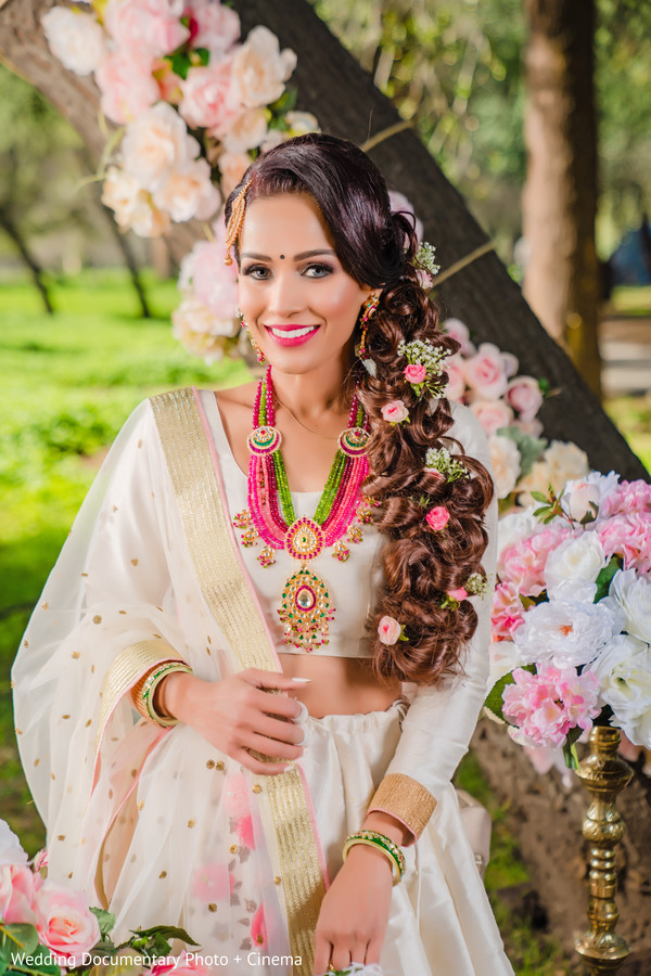 Phenomenal indian bride's photoshoot