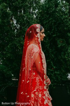 Indian bride looking amazing