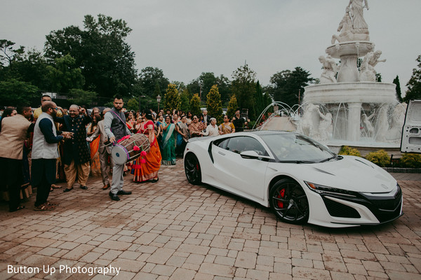 Indian couple's ride