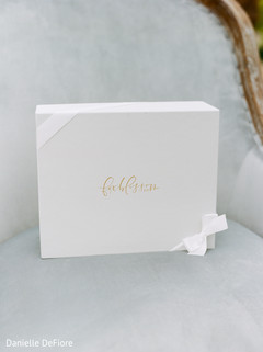 Surprising Indian bridal gift box.