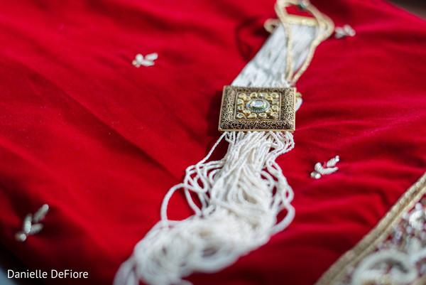 Indian bridal wedding ceremony accessories.