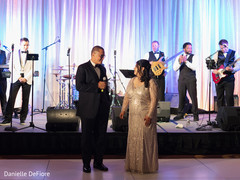 Marvelous Indian groom's reception speech.