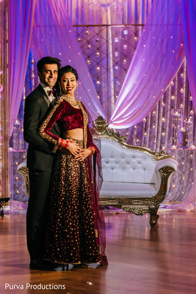 See this charming Indian couple's capture.