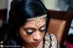 Incredible Indian bridal tikka.
