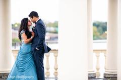 Sweet indian couple photo shoot.
