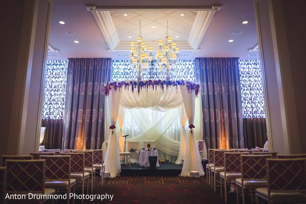 See this beautiful mandap decor