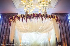 Indian wedding floral designs