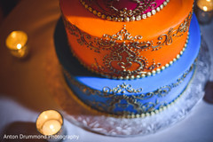 Details of the delicious cake