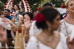 Amazing Indian bridal wedding ceremony Doli.
