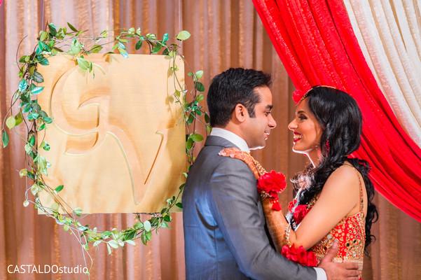 Marvelous Indian wedding couples capture.