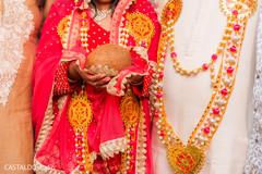 Indian pre-wedding rituals accessories capture.