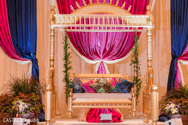 sangeet decor,flower decor,swing seat,sangeet stage