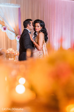 Fantastic indian bride and groom photo shoot