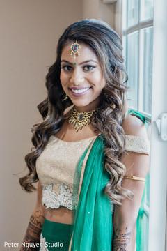 Maharani looking amazing prior to the celebrations
