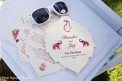 See this beautiful invitations of the couple