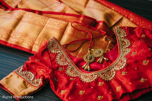Maharani's open shirt for sikh ceremony.