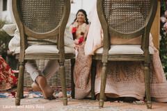 Indian wedding happening