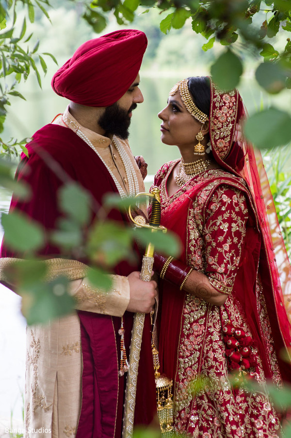 See this incredible capture of Indian couple