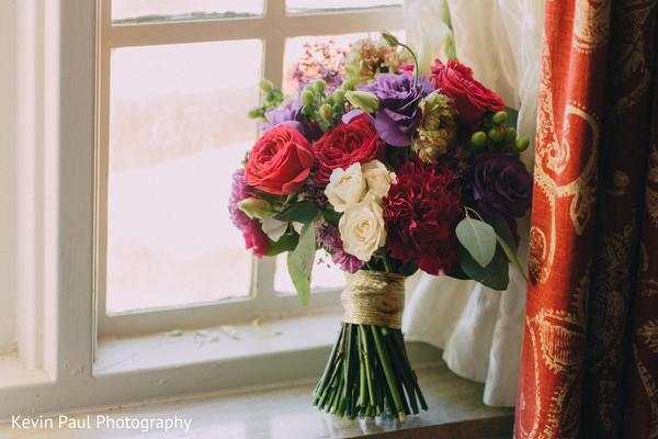 Floral arrangement design for the wedding