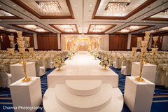 Majestic indian wedding floral and decor