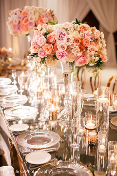 See this elegant table at the reception