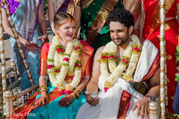 fusion indian wedding,fusion wedding,indian wedding