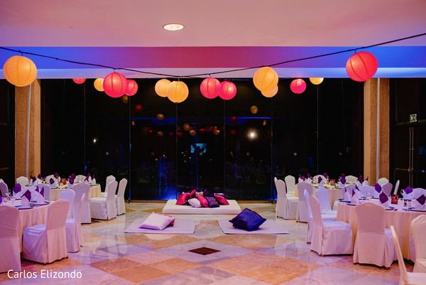 See this beautiful venue decor