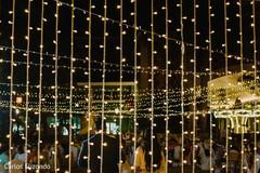 Maharani and Raja at the reception