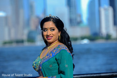 Lovely Indian bride photo shoot.