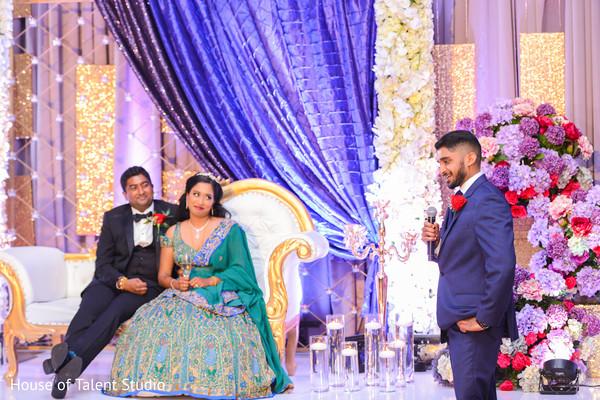 Indian best man speech moment.