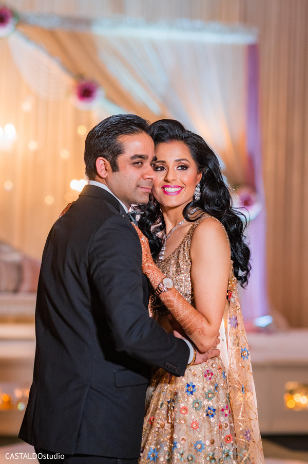 indian bride,indian groom,indian reception photo shoot