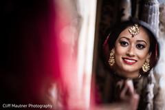 Marvelous capture of Indian bride.