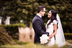 Heartwarming Indian bride and groom photography.