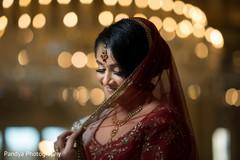 Maharani looking dazzling