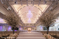See this beautiful decoration of the venue