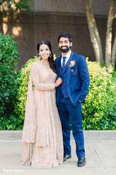 Maharani and Indian groom looking neat