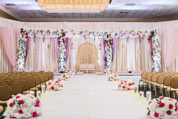 decor,venue,maharani,indian wedding