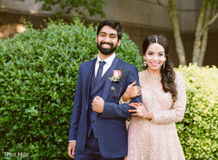 Maharani and Indian groom looking good