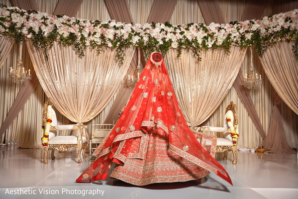 indian bride,venue,details,lengha