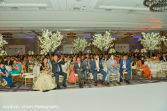Guests at the venue