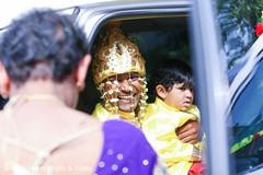Fun indian groom capture