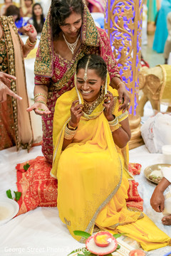 Lovely indian wedding moments