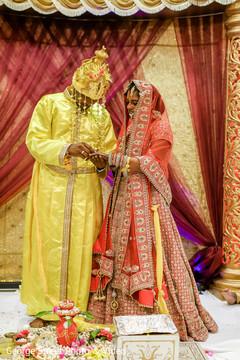 Beautiful indian wedding ceremony