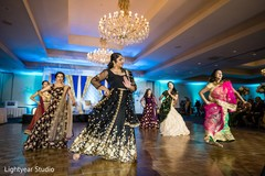 Dancers performing beautifully
